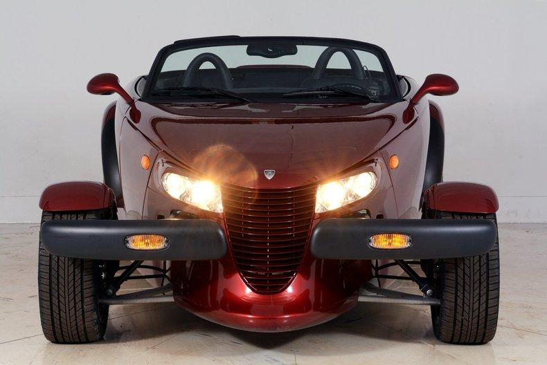 2002 Chrysler Prowler Image 14
