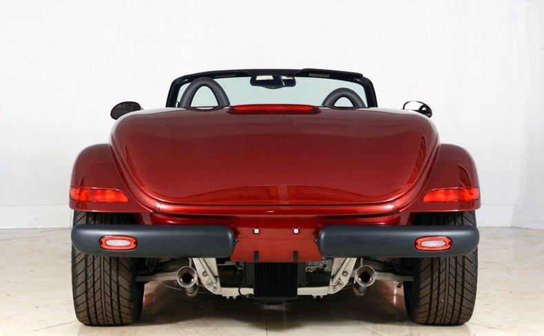 2002 Chrysler Prowler Image 17