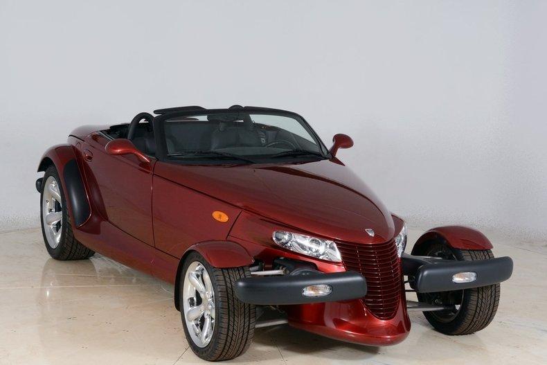 2002 Chrysler Prowler Image 72