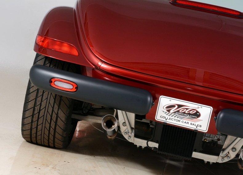 2002 Chrysler Prowler Image 73