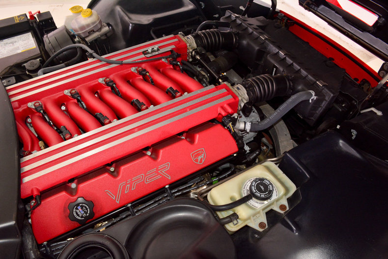 2002 Dodge Viper Image 8