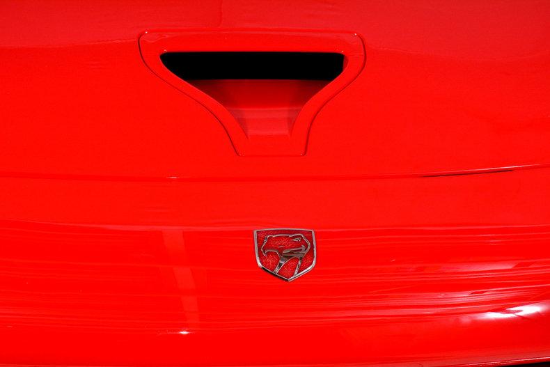 2002 Dodge Viper Image 70