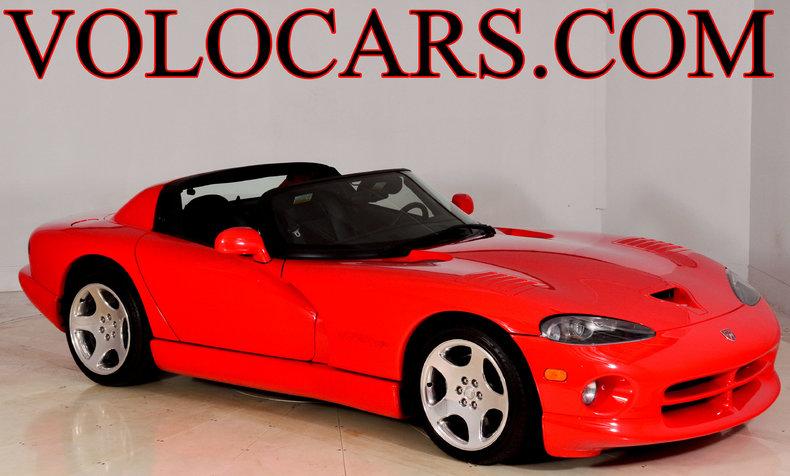 2002 Dodge Viper Image 1