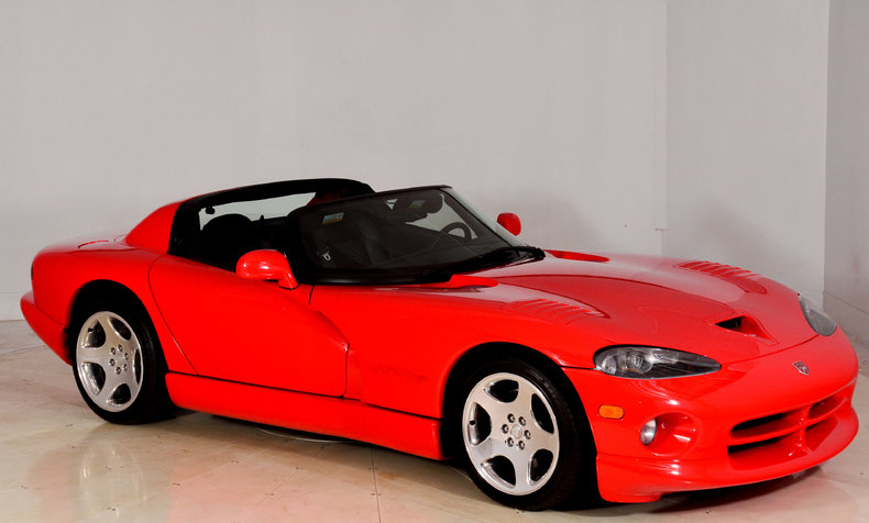 2002 Dodge Viper Image 73