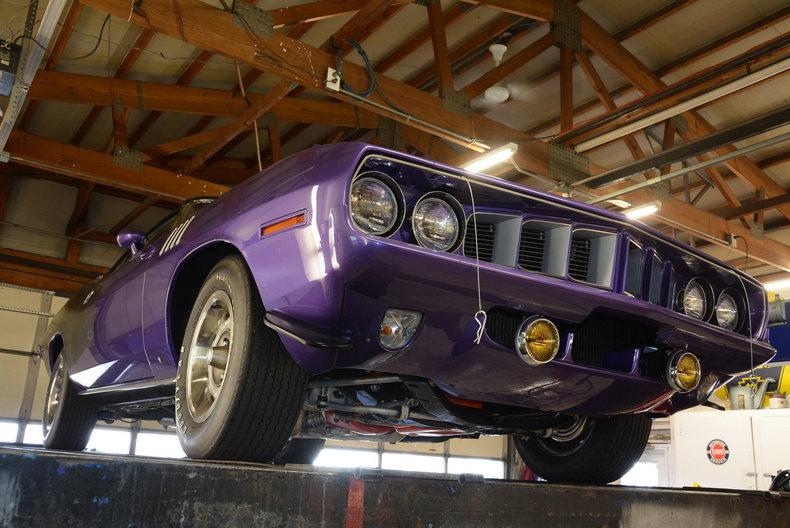1971 Plymouth Cuda Image 78