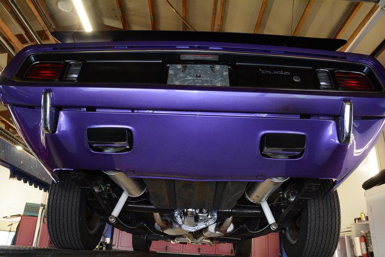 1971 Plymouth Cuda Image 96