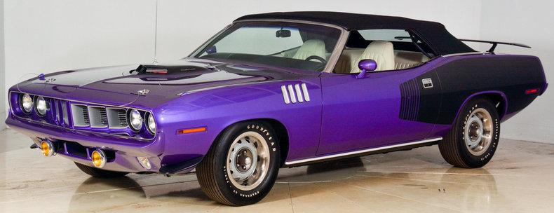 1971 Plymouth Cuda Image 6