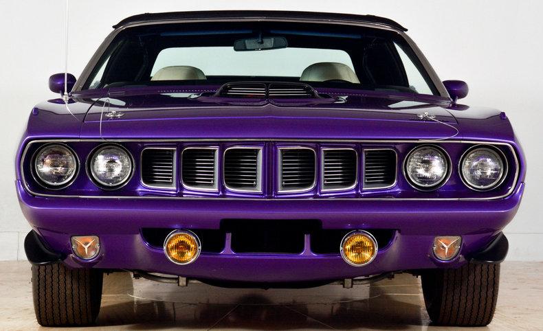 1971 Plymouth Cuda Image 26