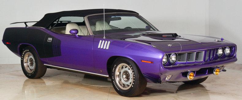 1971 Plymouth Cuda Image 37