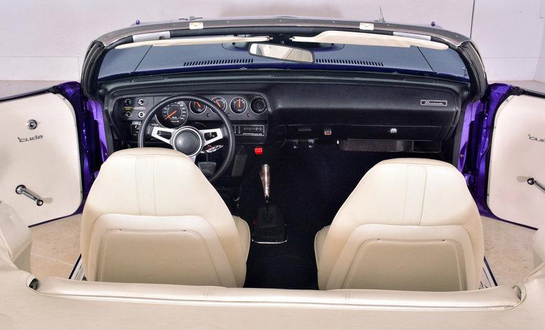 1971 Plymouth Cuda Image 12