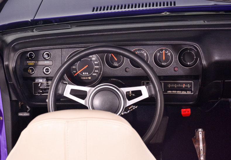 1971 Plymouth Cuda Image 19