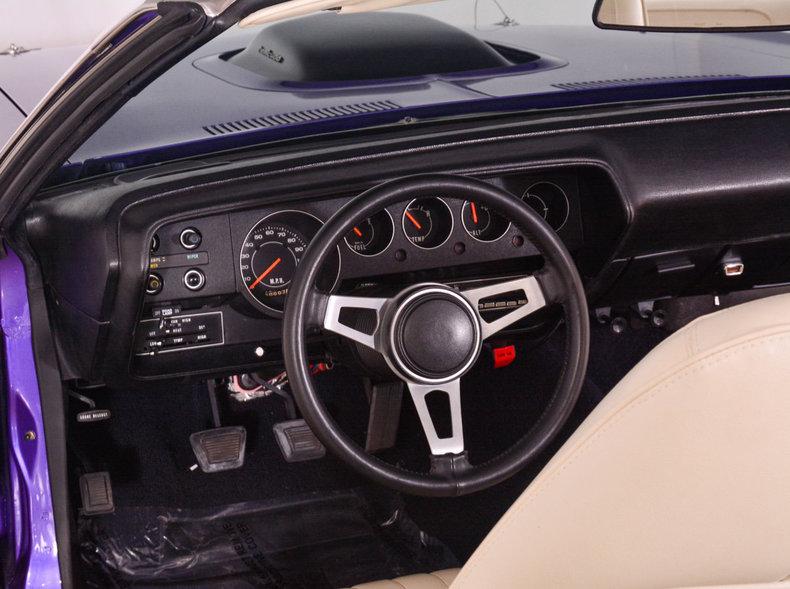 1971 Plymouth Cuda Image 5