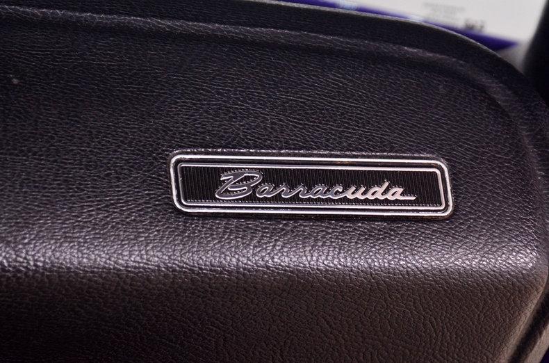 1971 Plymouth Cuda Image 50
