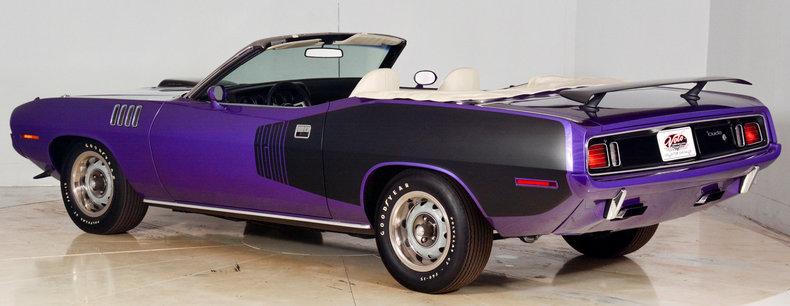 1971 Plymouth Cuda Image 67