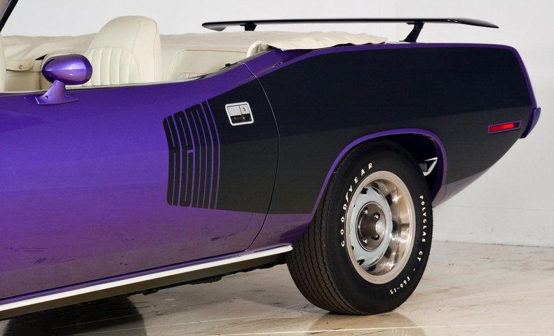 1971 Plymouth Cuda Image 21