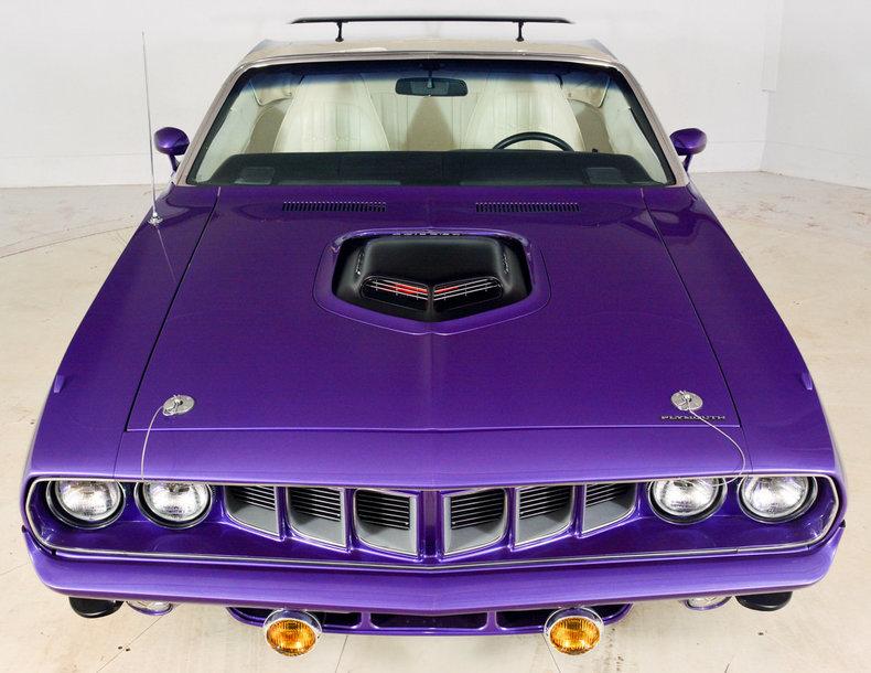 1971 Plymouth Cuda Image 41
