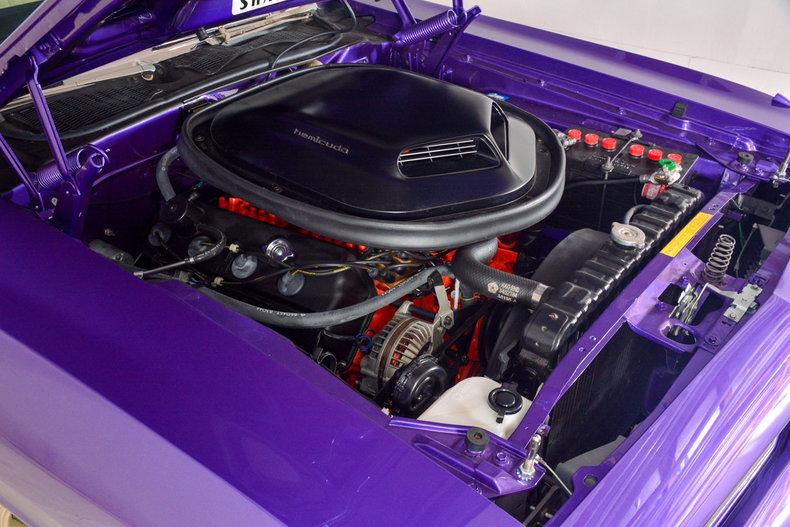 1971 Plymouth Cuda Image 65