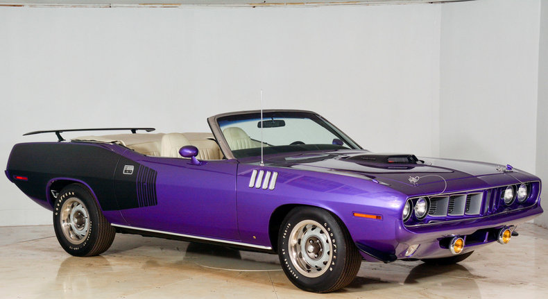 1971 Plymouth Cuda Image 64