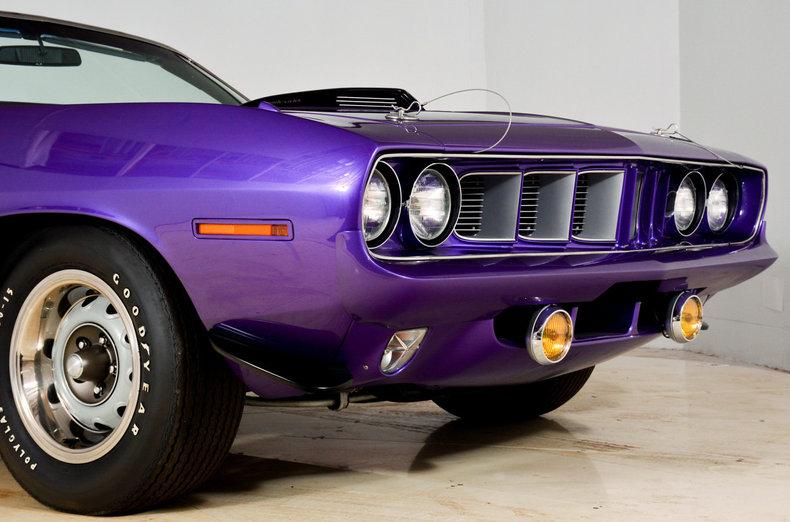 1971 Plymouth Cuda Image 54