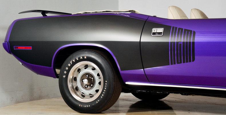 1971 Plymouth Cuda Image 73
