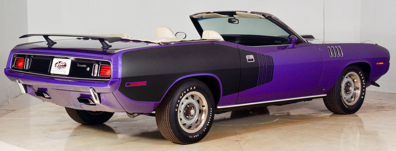 1971 Plymouth Cuda Image 51