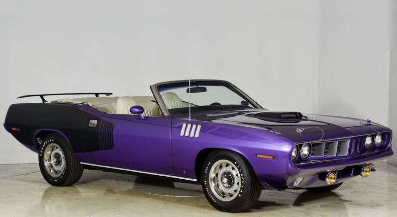 1971 Plymouth Cuda Image 76