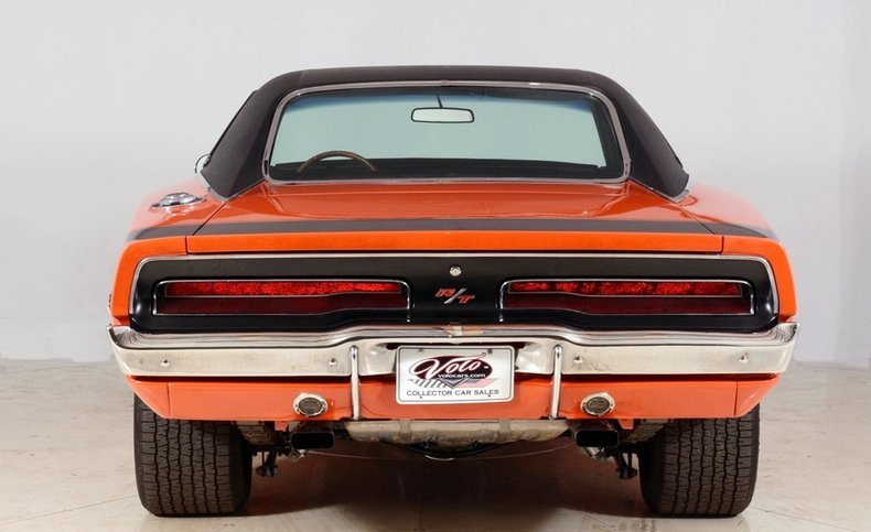 1969 Dodge Charger Image 25