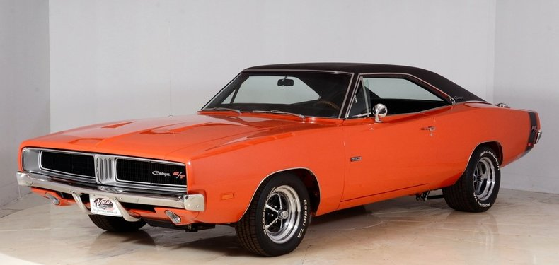 1969 Dodge Charger Image 49