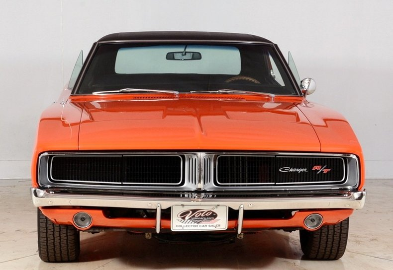 1969 Dodge Charger Image 57