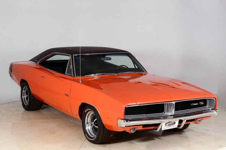 1969 Dodge Charger Image 89
