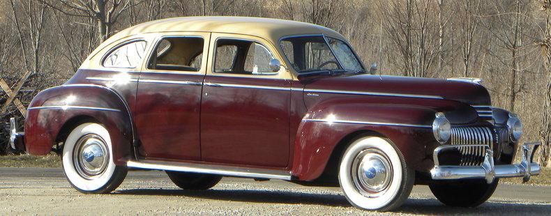 1941 DeSoto Model S 8 Image 2
