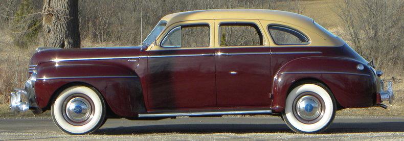 1941 DeSoto Model S 8 Image 9