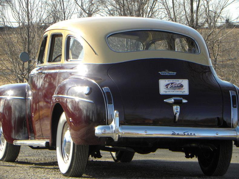 1941 DeSoto Model S 8 Image 11