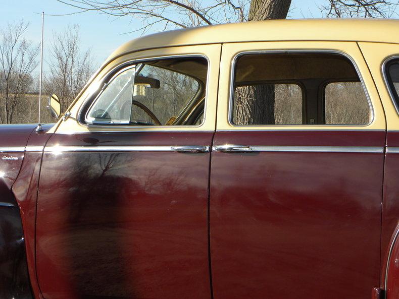 1941 DeSoto Model S 8 Image 17