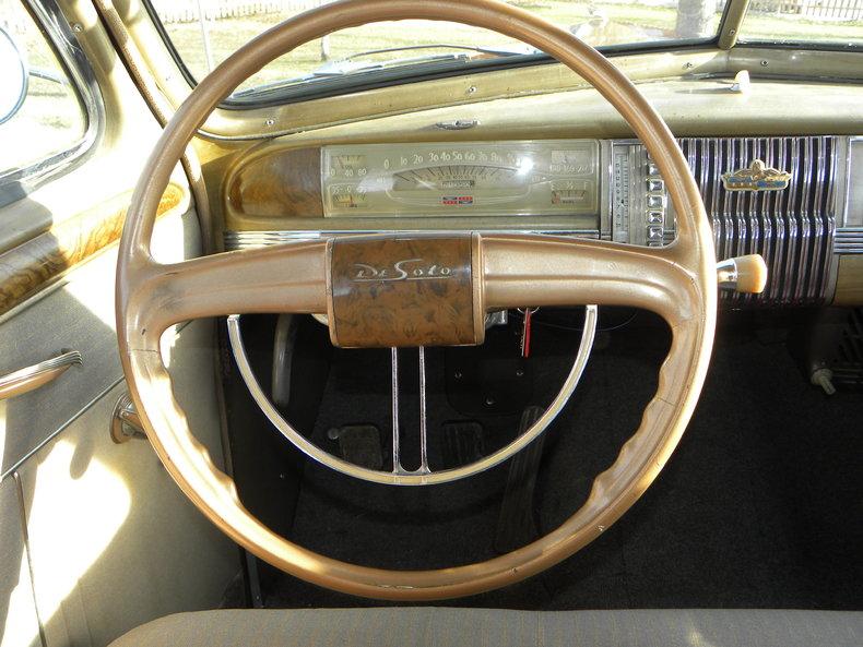 1941 DeSoto Model S 8 Image 25