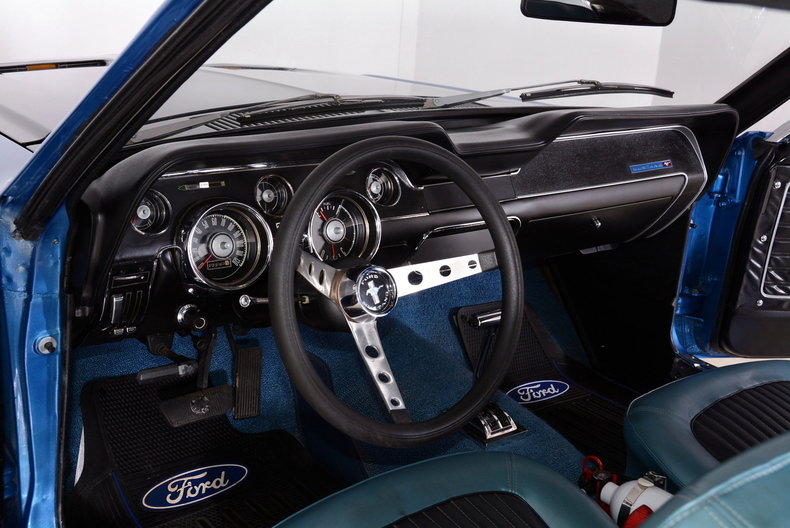 1968 Ford Mustang Image 2
