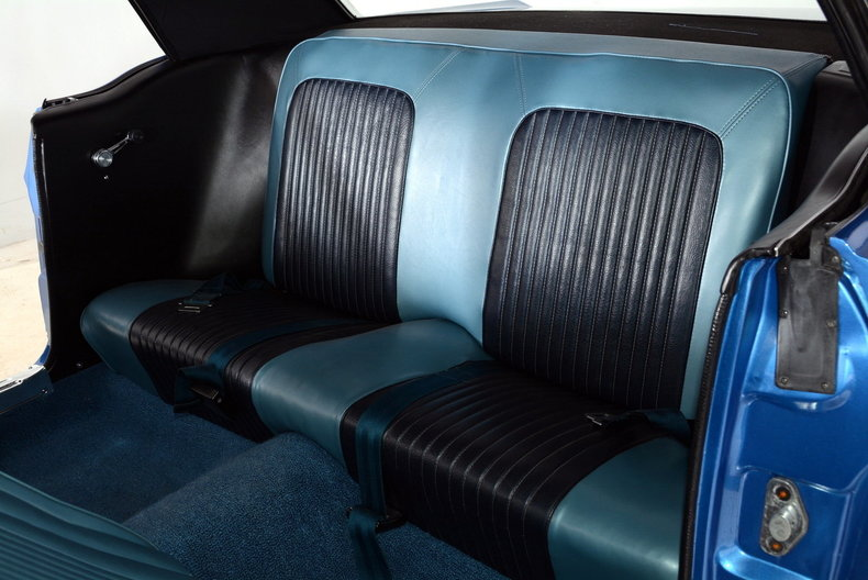 1968 Ford Mustang Image 39