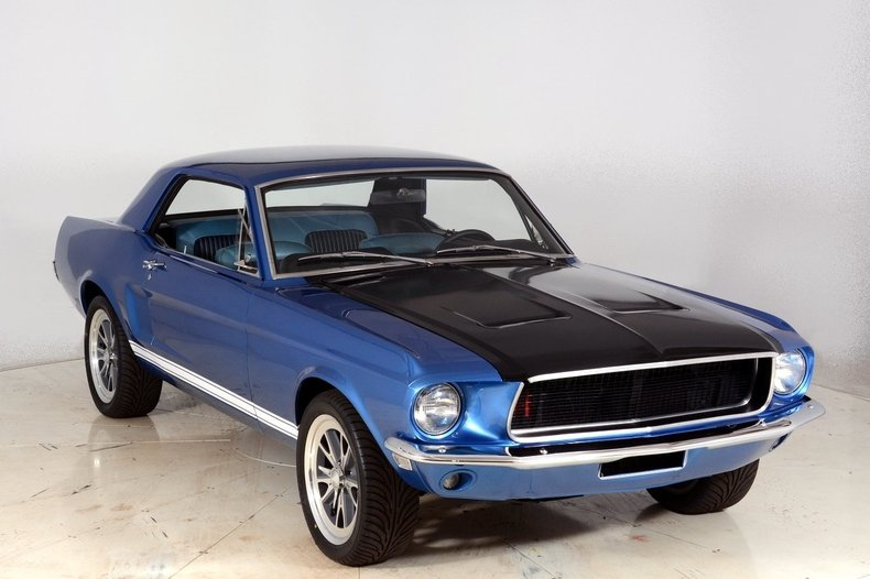 1968 Ford Mustang Image 56
