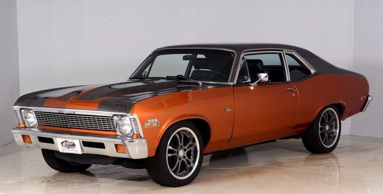 1972 Chevrolet Nova Image 25