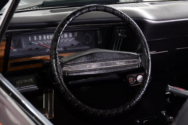 1972 Chevrolet Nova Image 41