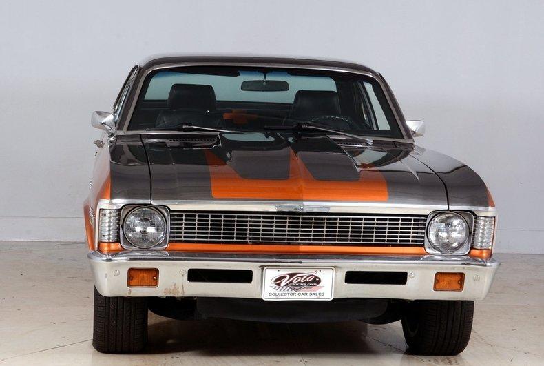 1972 Chevrolet Nova Image 54