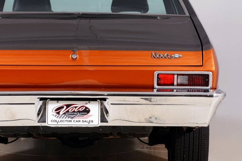 1972 Chevrolet Nova Image 74