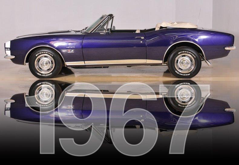 1967 Chevrolet Camaro Image 9