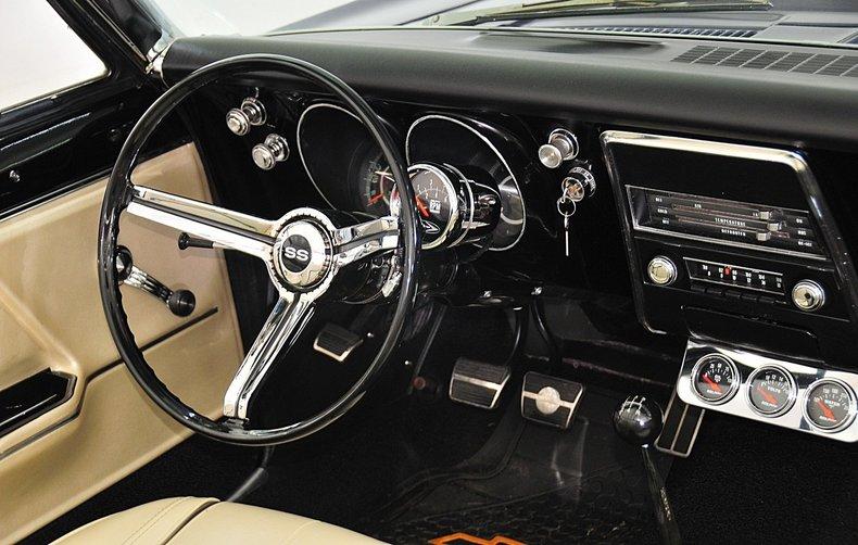 1967 Chevrolet Camaro Image 26