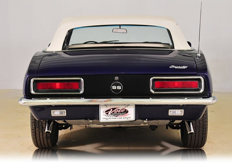 1967 Chevrolet Camaro Image 42