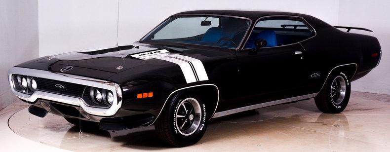 1971 Plymouth GTX Image 20