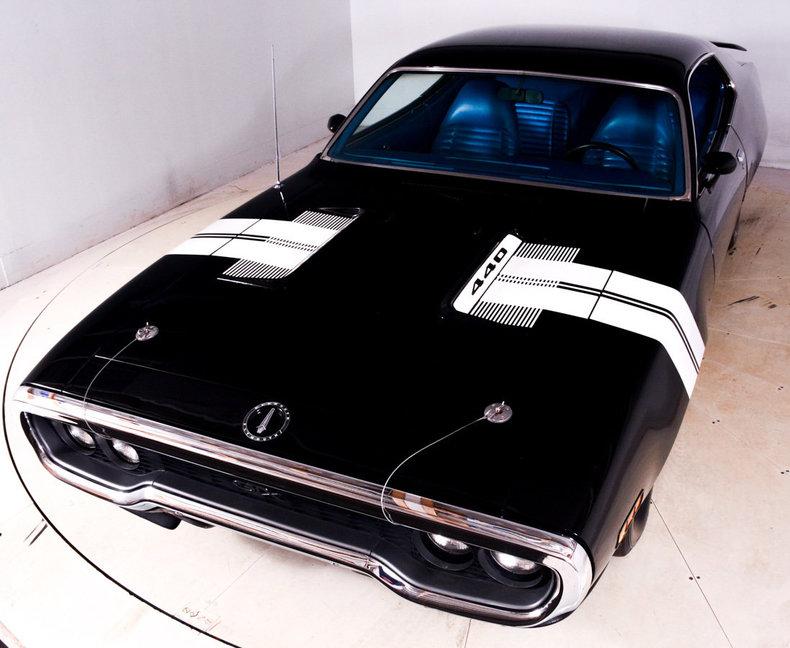 1971 Plymouth GTX Image 28