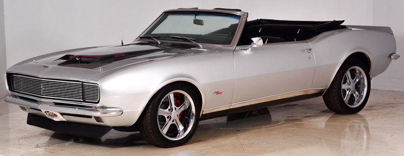 1968 Chevrolet Camaro Image 67