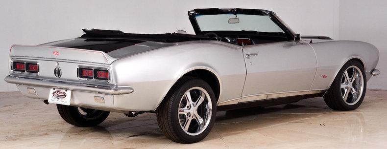 1968 Chevrolet Camaro Image 29
