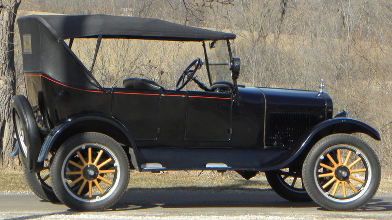 1926 Ford Model T Image 4